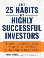 The 25 Habits of Highly Successful Investors