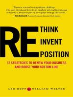 Rethink, Reinvent, Reposition