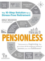 Pensionless: The 10-Step Solution for a Stress-Free Retirement