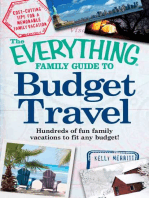The Everything Family Guide to Budget Travel