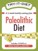 Try-It Diet - Paleolithic Diet
