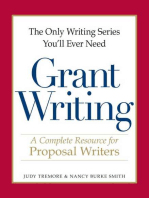 The Only Writing Series You'll Ever Need - Grant Writing