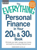 The Everything Personal Finance in Your 20s & 30s Book