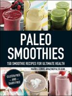 Paleo Smoothies
