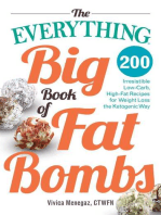 The Everything Big Book of Fat Bombs
