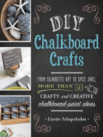 DIY Chalkboard Crafts