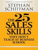 The 25 Sales Skills
