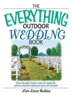 The Everything Outdoor Wedding Book