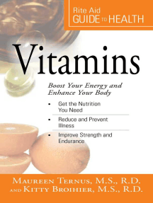 Your Guide to Health: Vitamins: Boost Your Energy and Enhance Your Body