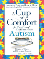 A Cup of Comfort for Parents of Children with Autism