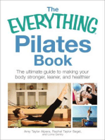 The Everything Pilates Book