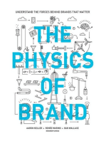 The Physics of Brand