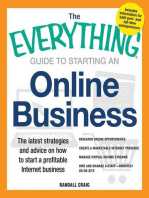 The Everything Guide to Starting an Online Business