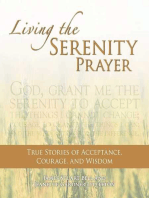 Living the Serenity Prayer