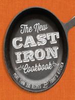 The New Cast-Iron Cookbook