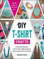 DIY T-Shirt Crafts