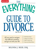 The Everything Guide to Divorce
