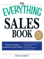 The Everything Sales Book