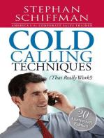 Cold Calling Techniques