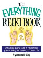 The Everything Reiki Book