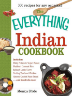 The Everything Indian Cookbook