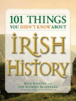 101 Things You Didn't Know About Irish History