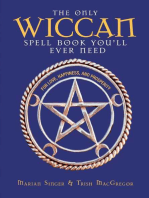 The Only Wiccan Spell Book You'll Ever Need