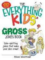 The Everything Kids' Gross Jokes Book