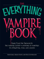 The Everything Vampire Book