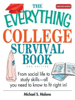The Everything College Survival Book
