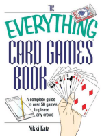 The Everything Card Games Book