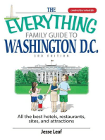 The Everything Family Guide To Washington D.C.