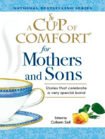 A Cup of Comfort for Mothers and Sons