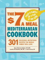 The $7 a Meal Mediterranean Cookbook