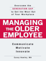Managing the Older Employee