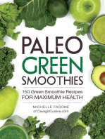 Paleo Green Smoothies