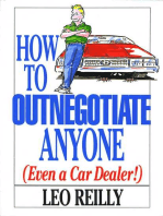 How To Outnegotiate Anyone