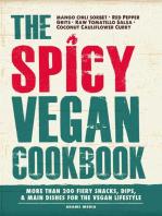 The Spicy Vegan Cookbook