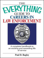 The Everything Guide To Careers In Law Enforcement
