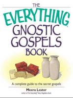 The Everything Gnostic Gospels Book