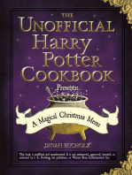 The Unofficial Harry Potter Cookbook Presents