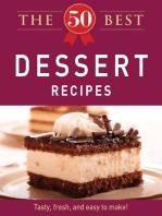 The 50 Best Dessert Recipes