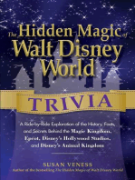 The Hidden Magic of Walt Disney World Trivia