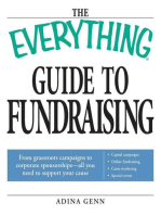 The Everything Guide to Fundraising Book