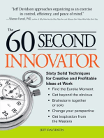 The 60 Second Innovator