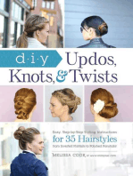 DIY Updos, Knots, and Twists