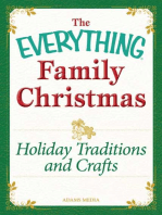 Holiday Traditions and Crafts
