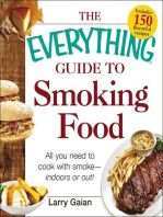 The Everything Guide to Smoking Food