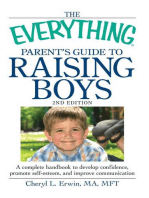 The Everything Parent's Guide to Raising Boys