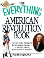 The Everything American Revolution Book